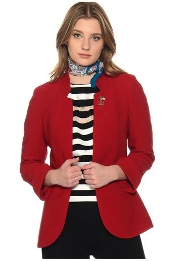 Ekol Ceket Kırmızı